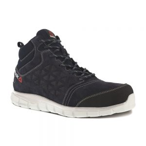 Reebok Schoen 1035 Light S3 High Blauw,42